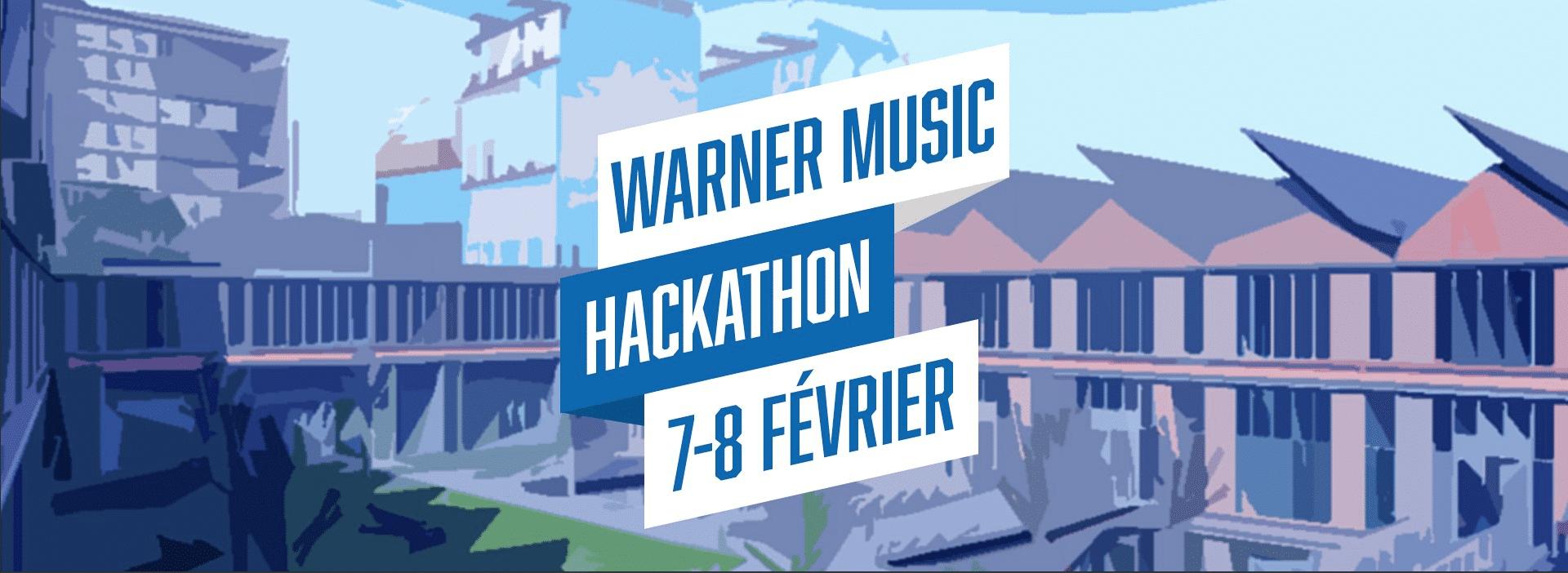 Cover Hackaton Warner Music