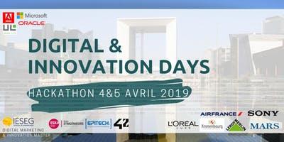 Digital And Innovation Days Hackathon