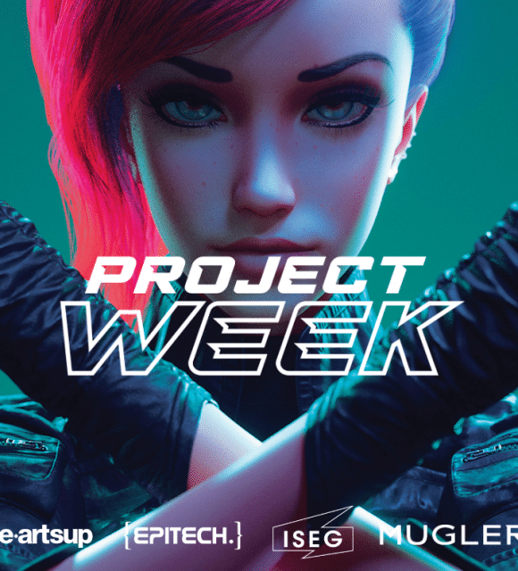 project week 2021 logo Mugler