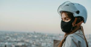 rpur masque pollution
