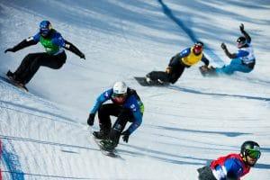 Pierre Ramoin snowboard