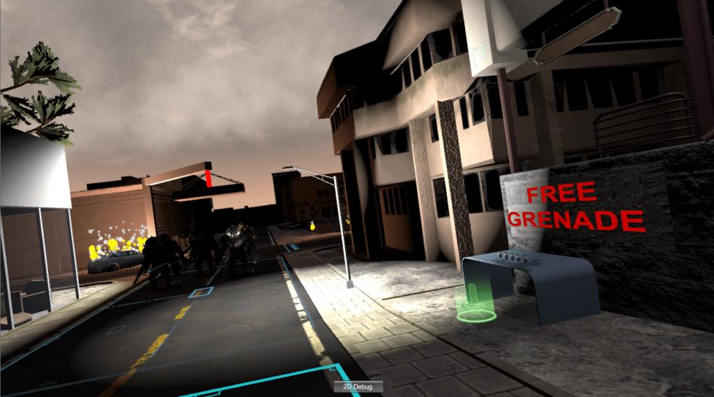EpicGame VR 1