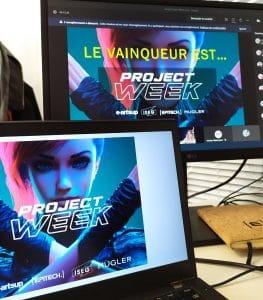 Project Week 2021 Vainqueur