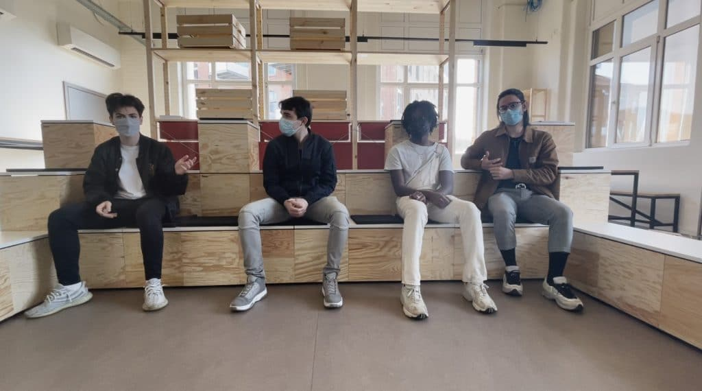 Etudiants Epitech Mulhouse promo 2025