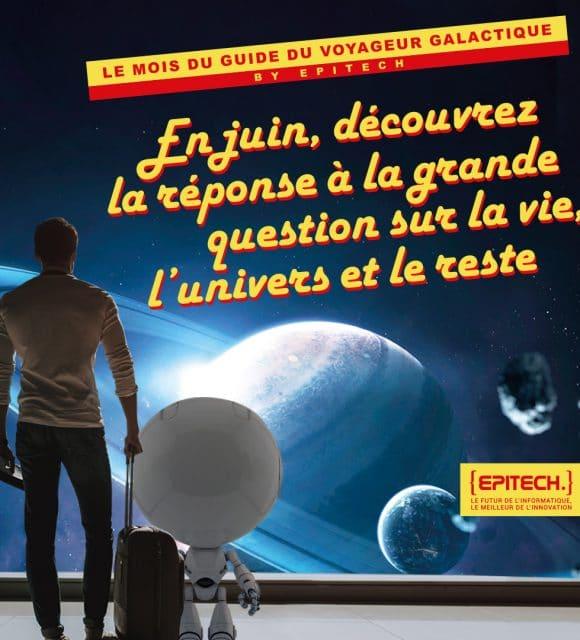 Le Guide du Voyageur by Epitech
