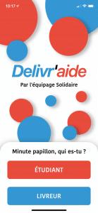 delivraide homepage