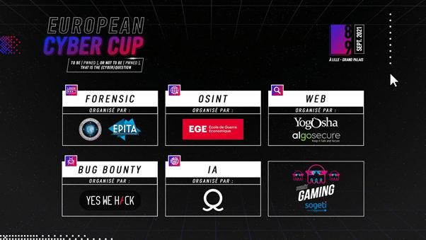european cyber cup