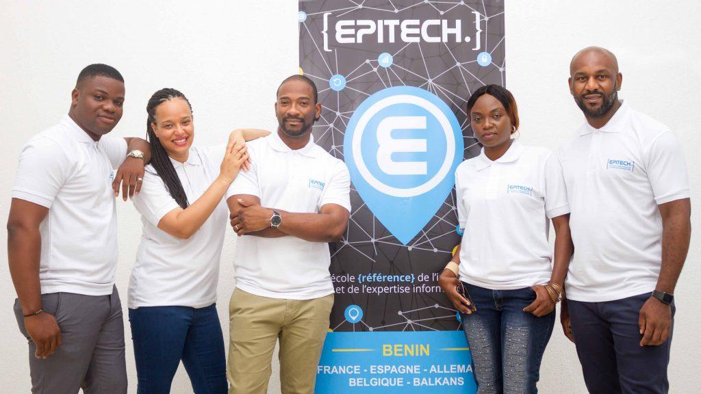 Epitech Bénin a organisé un challenge en août 2018 pour proposer à des lycéens de découvrir la pédagogie d'Epitech, et les infrastructures que l'école propose.