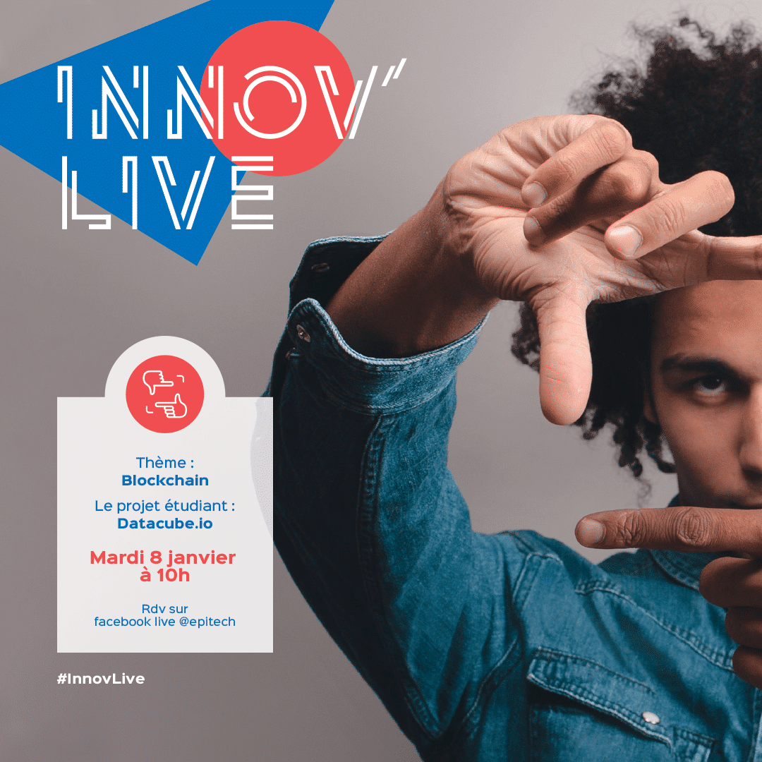 Cover session #1 Innov'Live