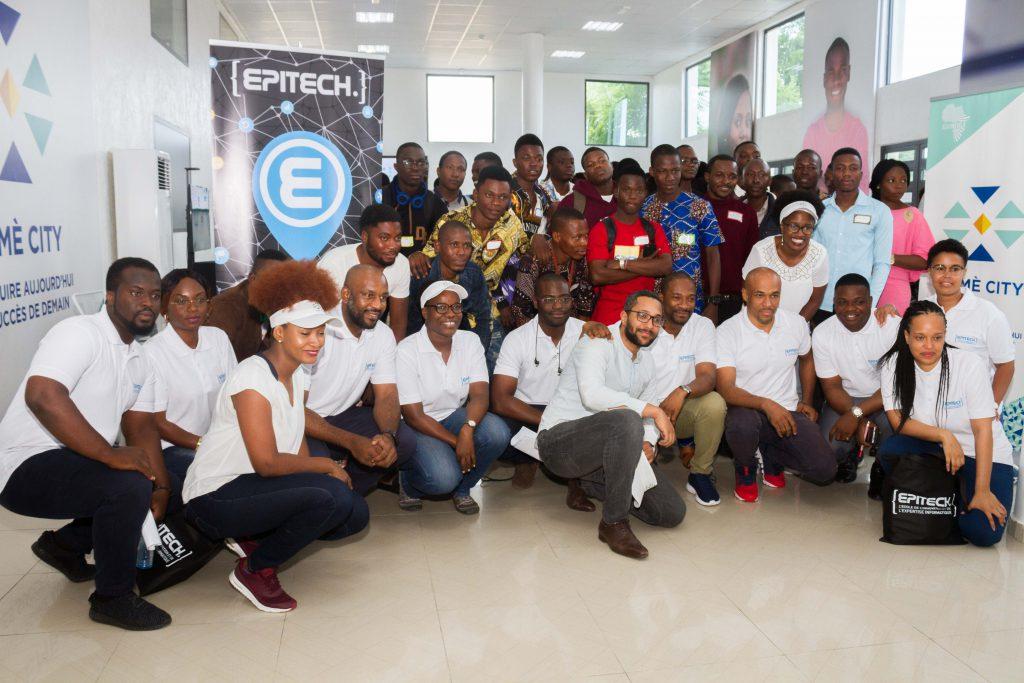 Etudiants Epitech Bénin