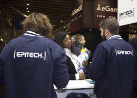 Stand Epitech Forum Internation de la Cyber Sécurité de Lille