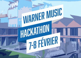 Cover Hackaton Warner Music