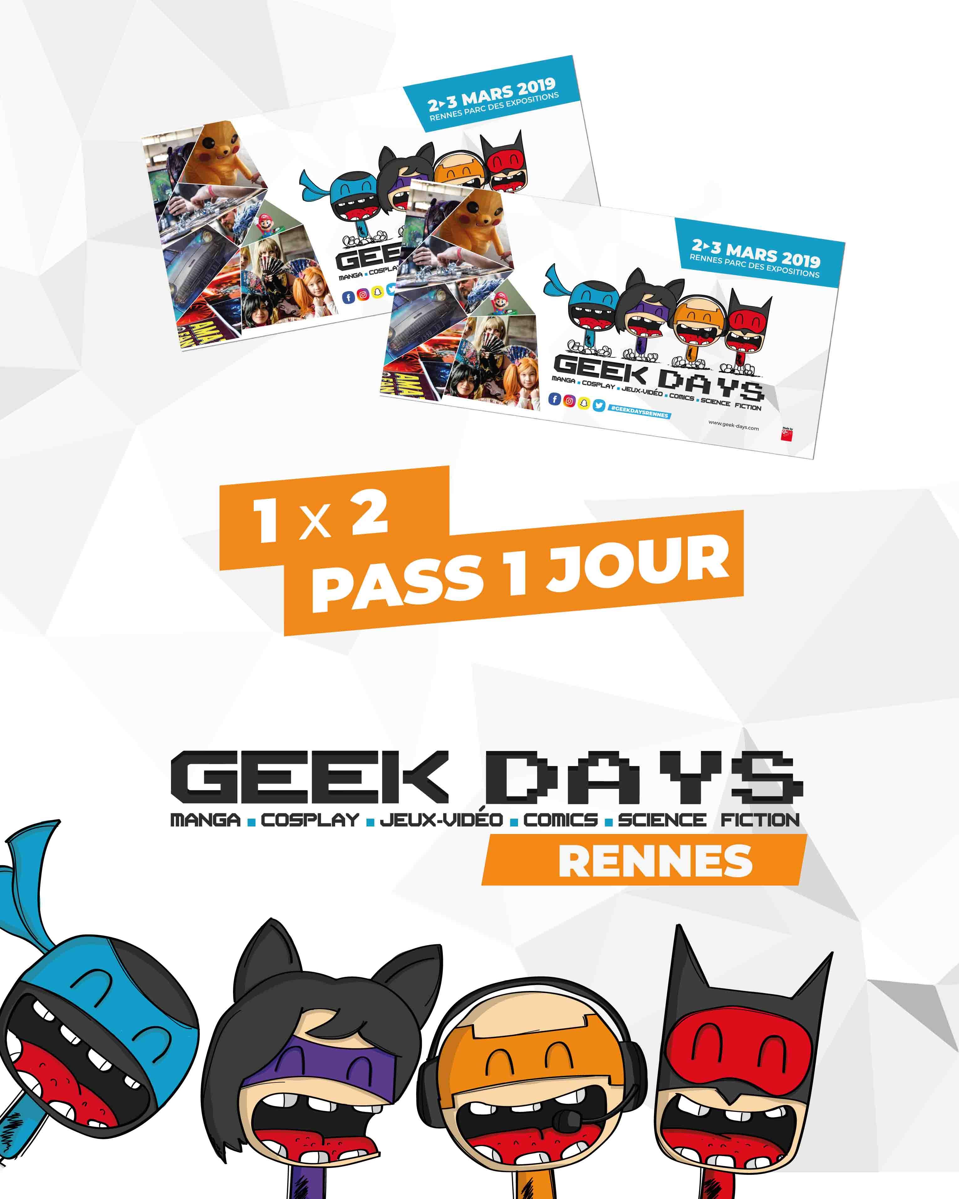 Concours Epitech Rennes festival Geek Days