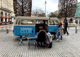 Route du Coding Club à Toulouse