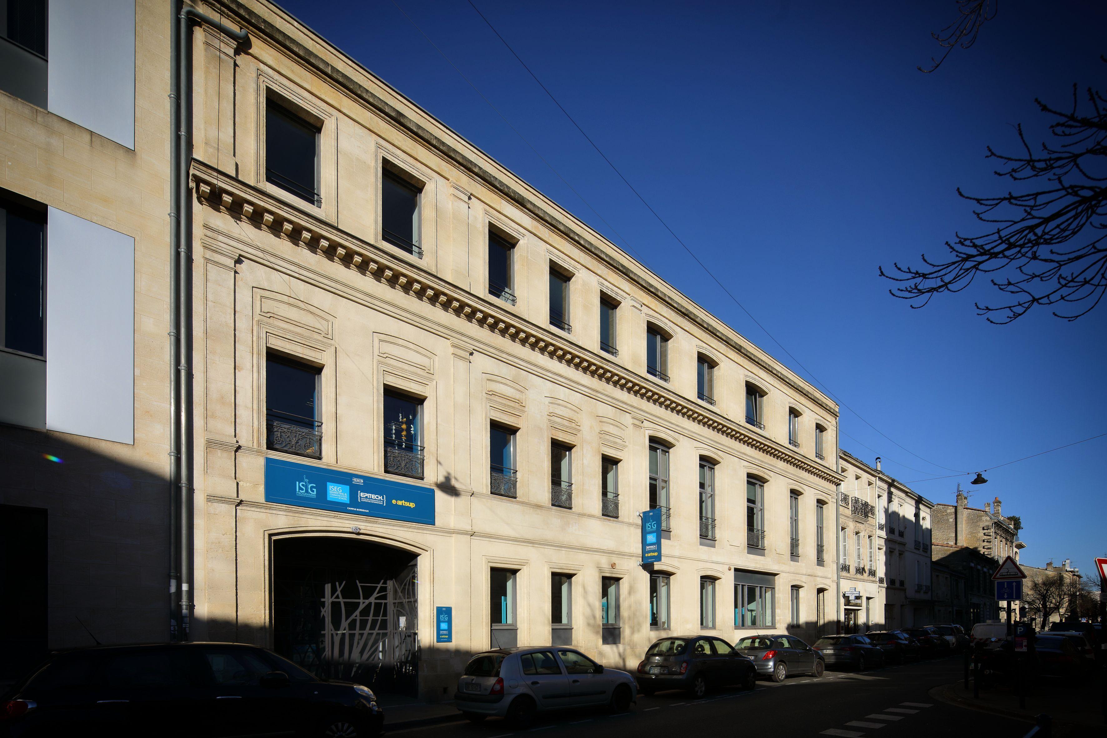 Epitech Campus Bordeaux