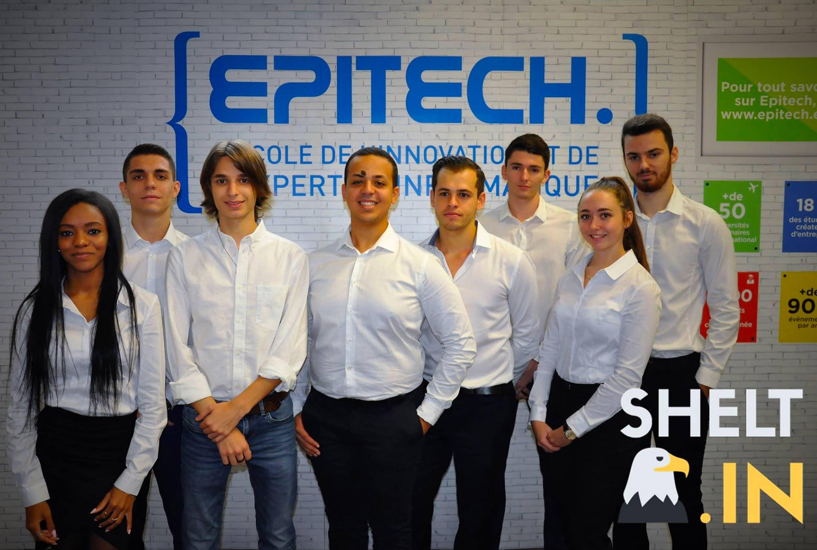 membres du groupe EIP Shelt.in