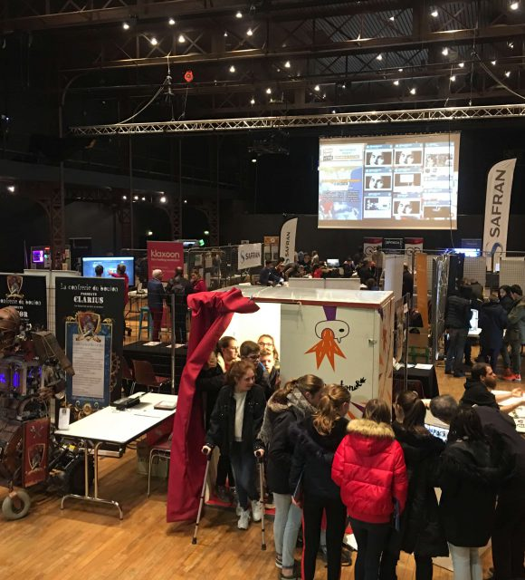 Tech'Inn Vitré : le salon du numérique avec les étudiants d'Epitech Rennes