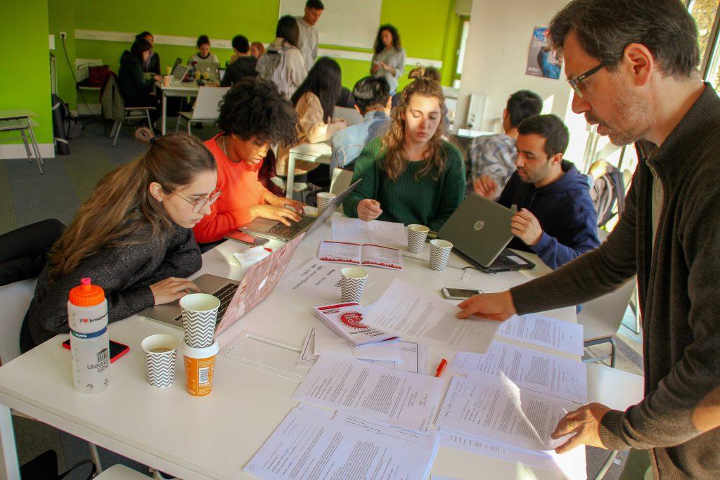 Hackathon Erasmus Epitech Rennes Sciences Po