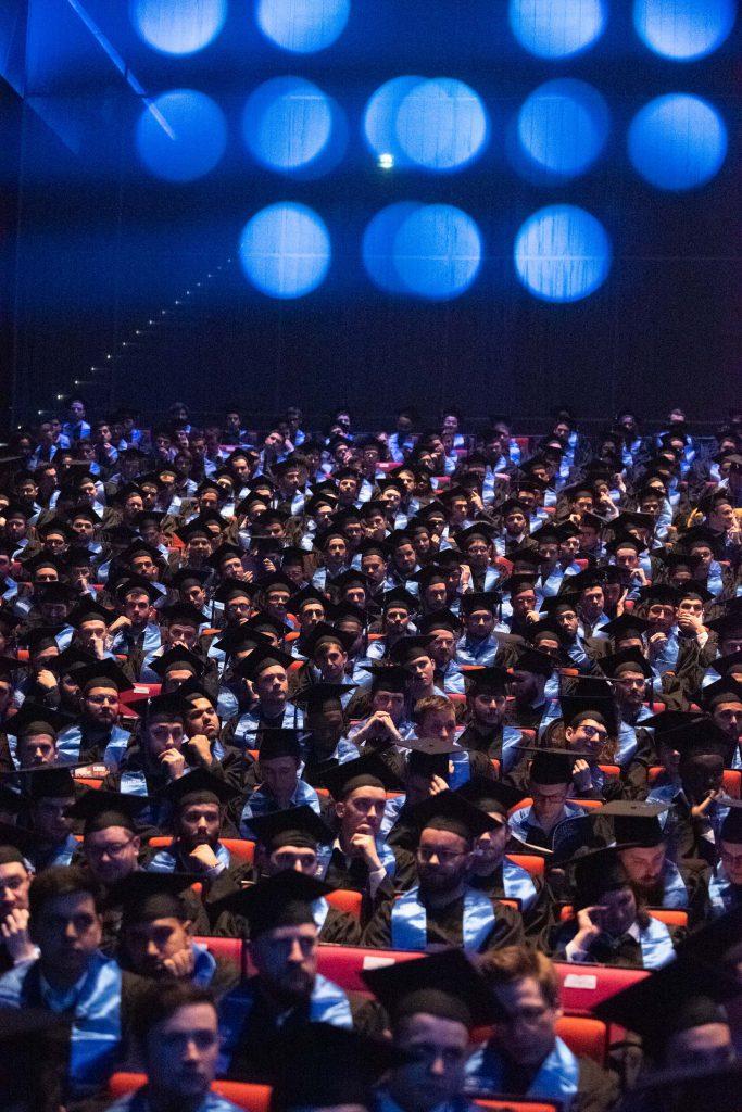 étudiants diplômés 2018