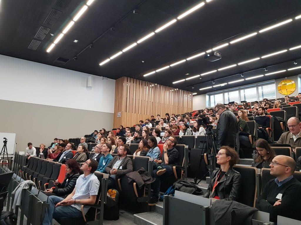 Le lancement du hackathon digital and innovation days avec epitech