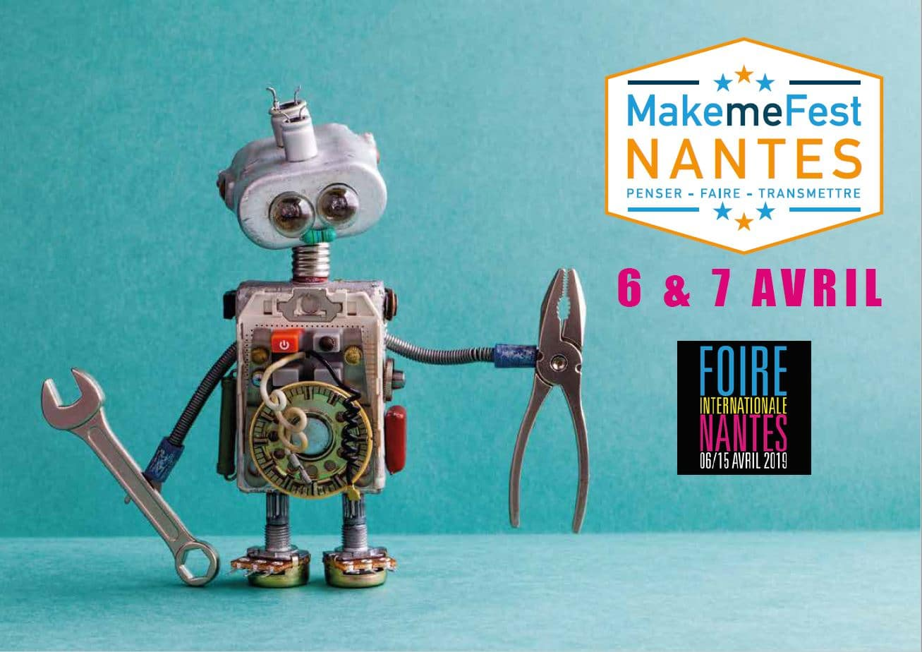makeme Fest Nantes pour les maker d'epitech
