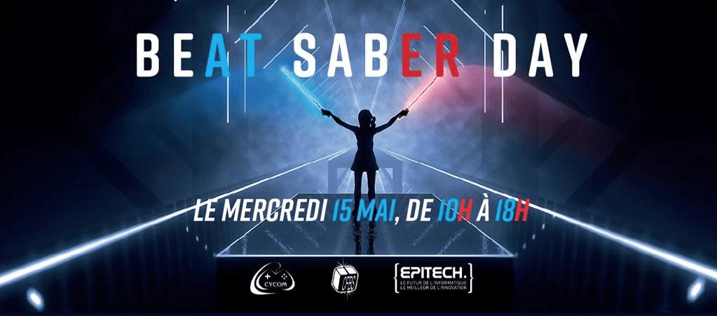 beat saber day epitech jeu