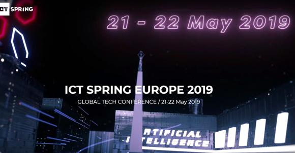 ICT SPRING EUROPE 2019